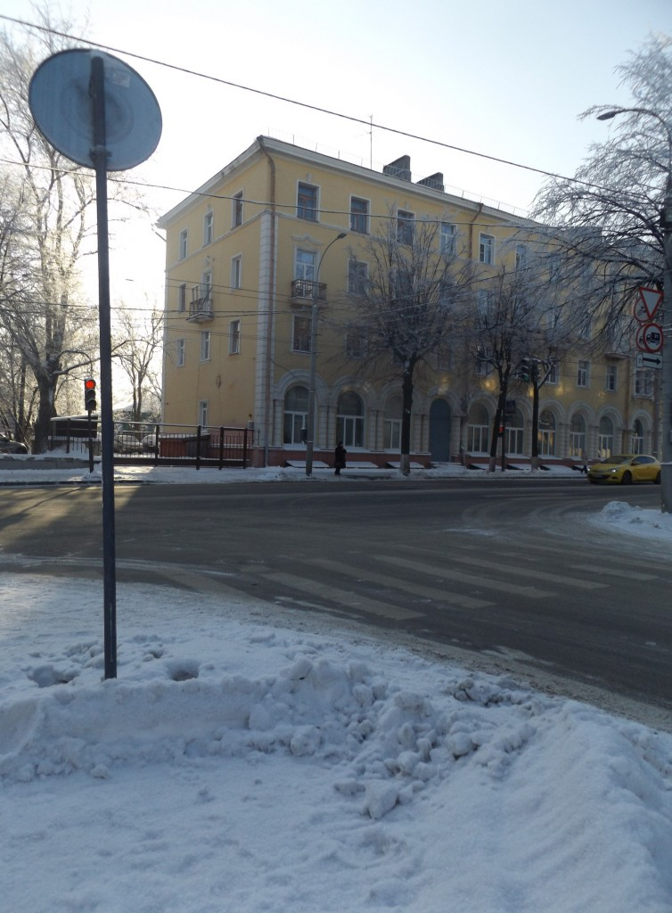 Морозная синь во Владимире 05