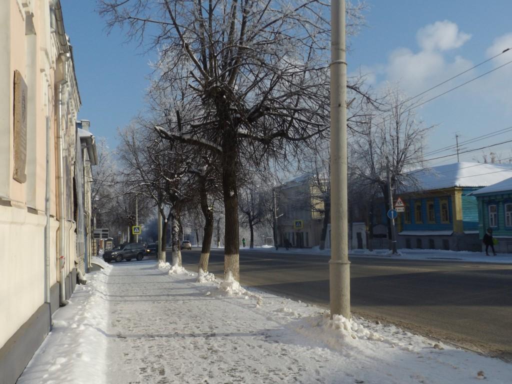 Морозная синь во Владимире 07