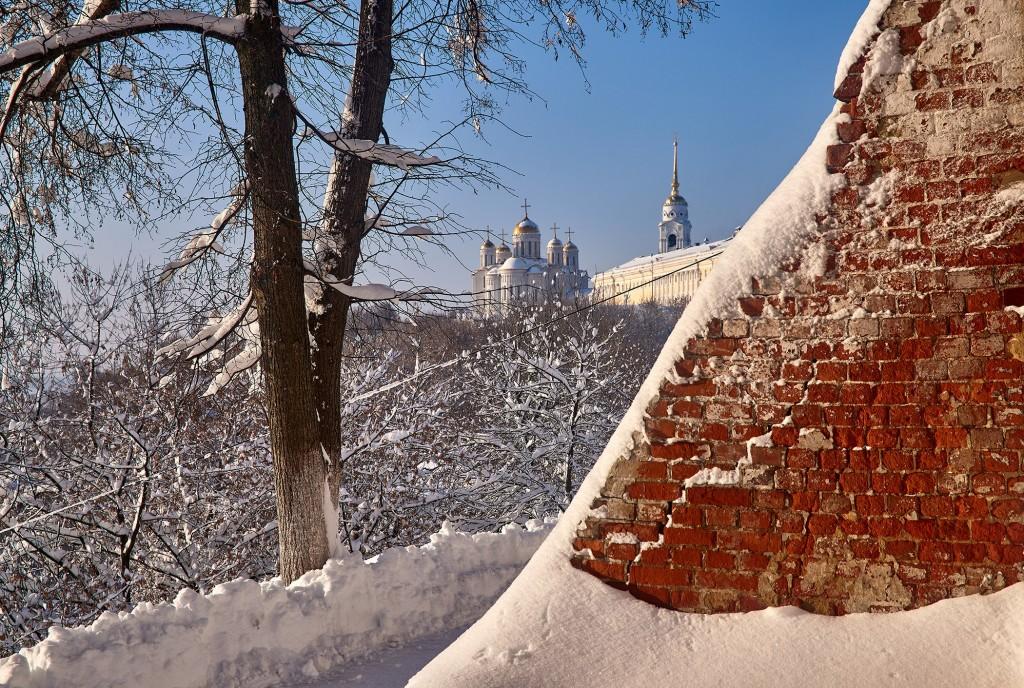 Морозный денек во Владимире - продолжение ( февраль 2018 ) 08