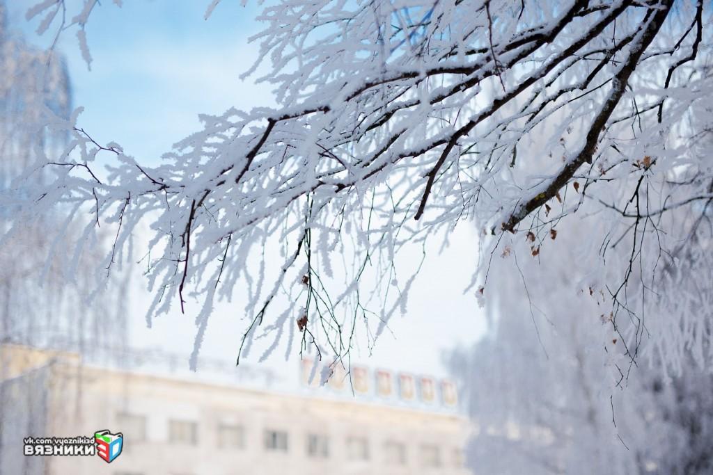Морозный день в Вязниках 03