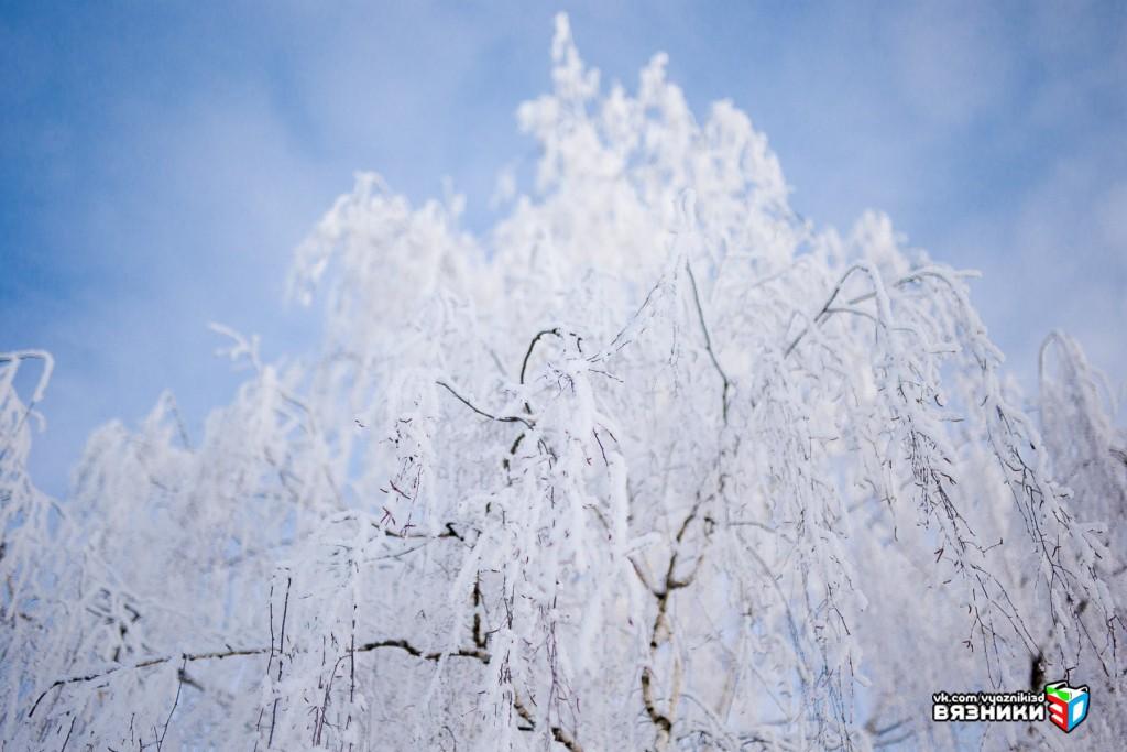 Морозный день в Вязниках 04