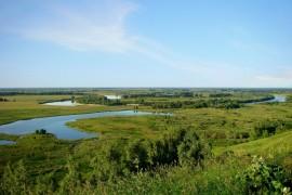 Не забывая про лето. Подгорное озеро. г. Вязники.