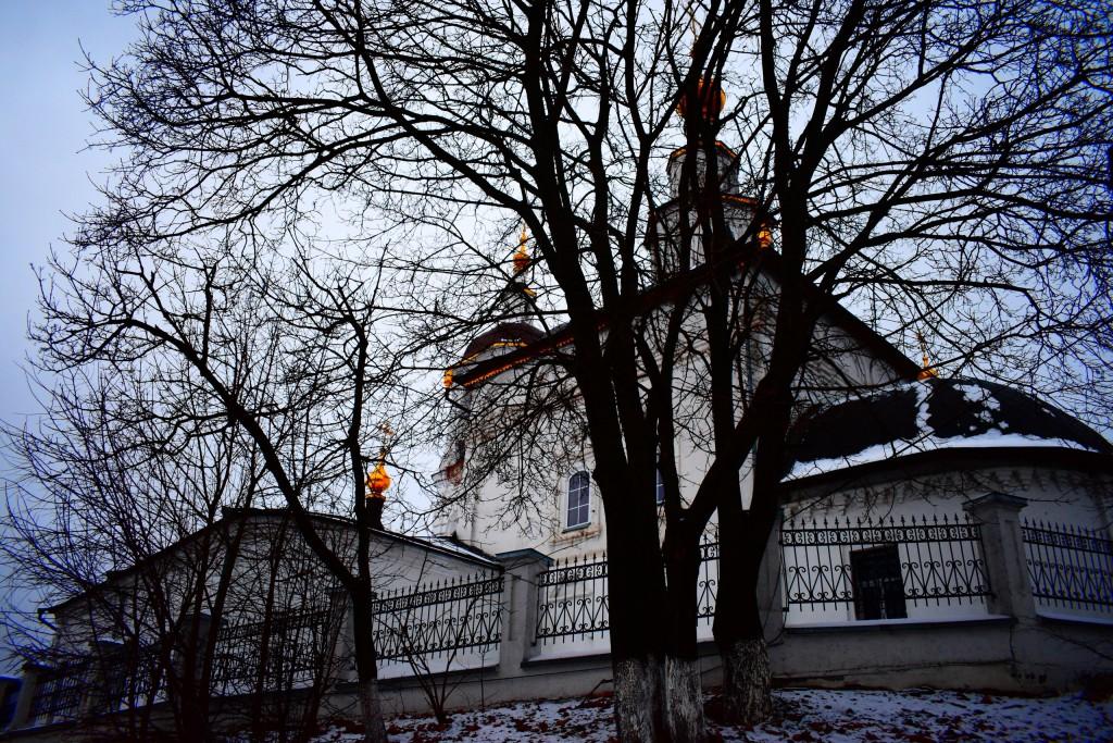 Одна из старейших улиц Владимира - Вознесенская 01