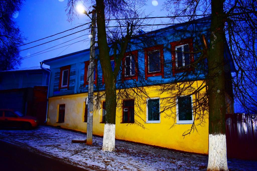 Одна из старейших улиц Владимира - Вознесенская 02