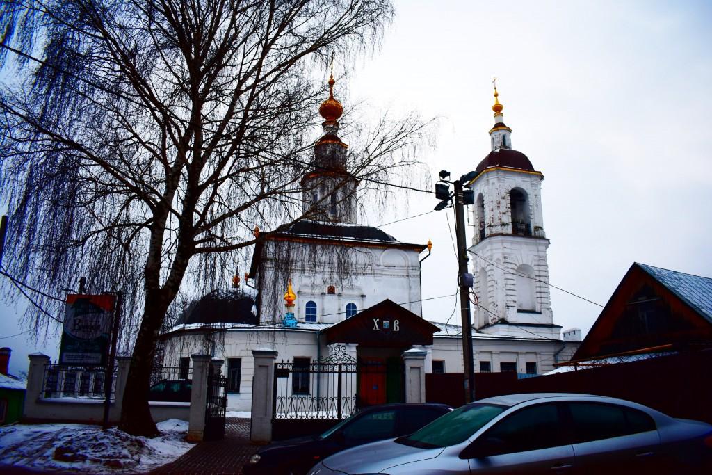 Одна из старейших улиц Владимира - Вознесенская 03