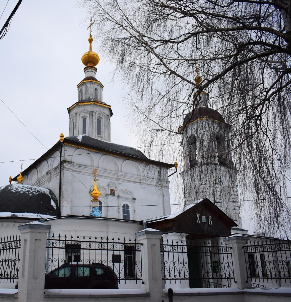 Одна из старейших улиц Владимира - Вознесенская 04