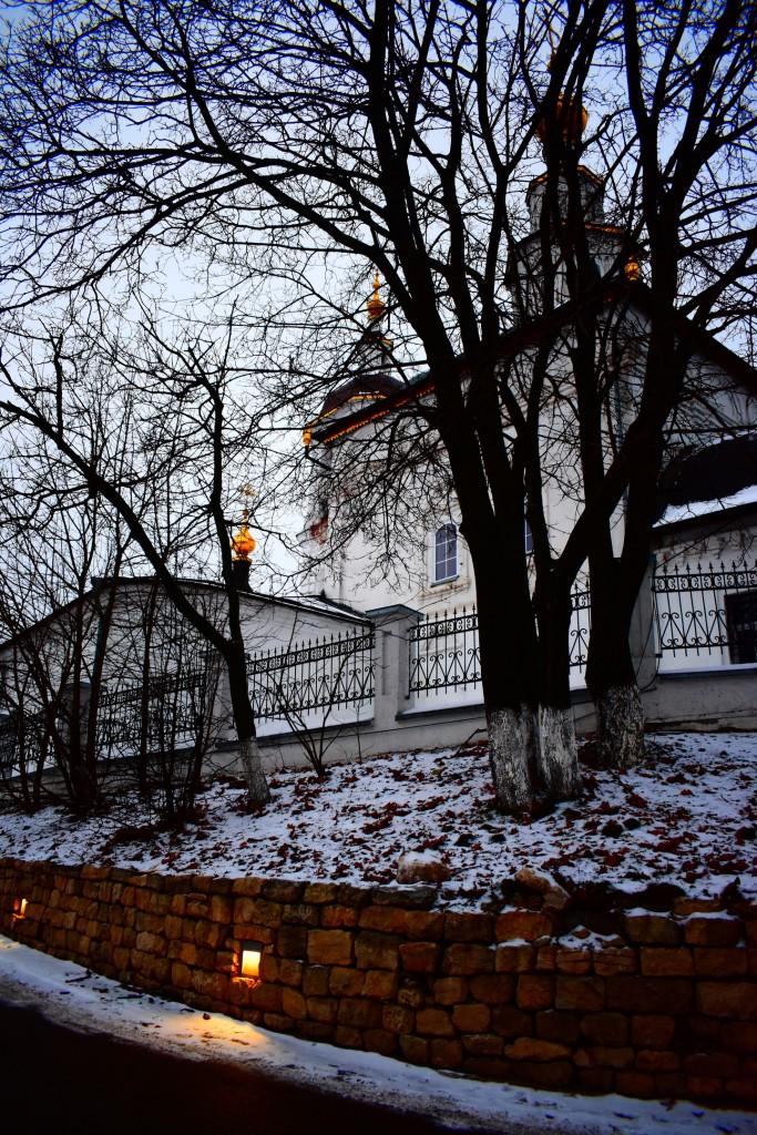 Одна из старейших улиц Владимира - Вознесенская 05