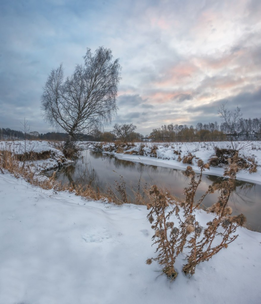 Окрестности Александрова. Река Серая. 03