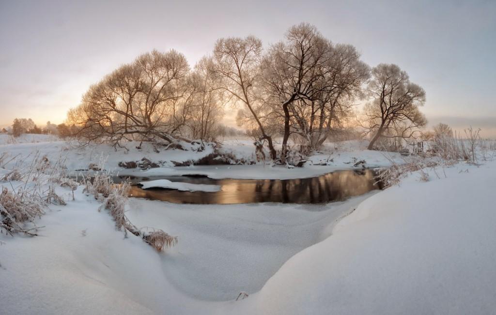 Окрестности Александрова. Река Серая. 04
