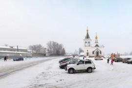 Поселок Головино, Судогодский р-н, зима/лето
