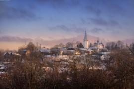 Прекрасная Троицкая церковь в Вязниках