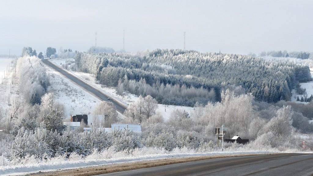 Собинский район зимой 04