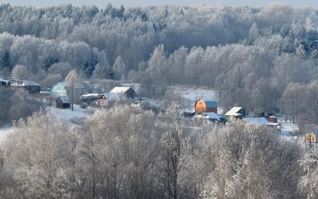 Собинский район зимой 05