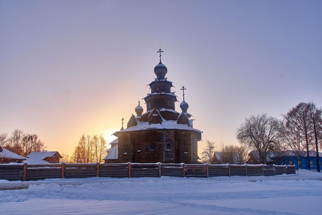 Суздаль - накануне Масленицы - II ( февраль 2018 ) 01