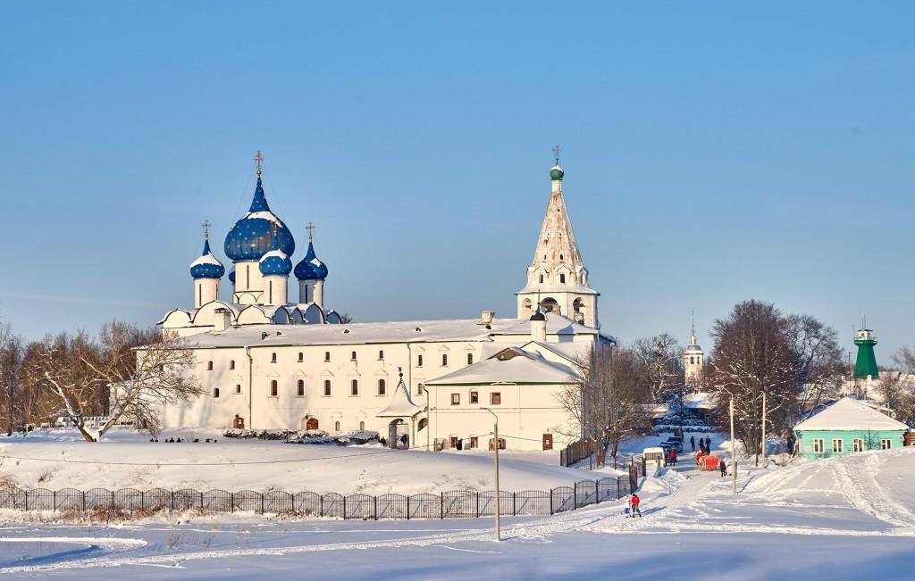 Суздаль - накануне Масленицы - II ( февраль 2018 ) 02