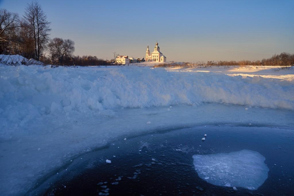 Суздаль - накануне Масленицы - II ( февраль 2018 ) 04
