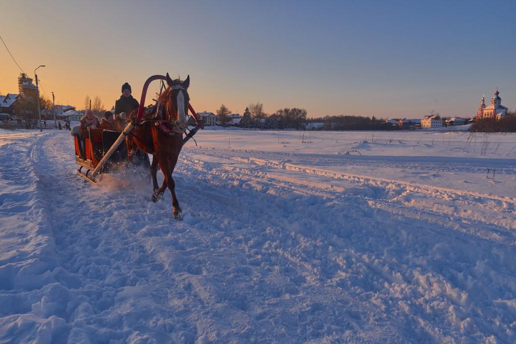 Суздаль - накануне Масленицы - II ( февраль 2018 ) 08