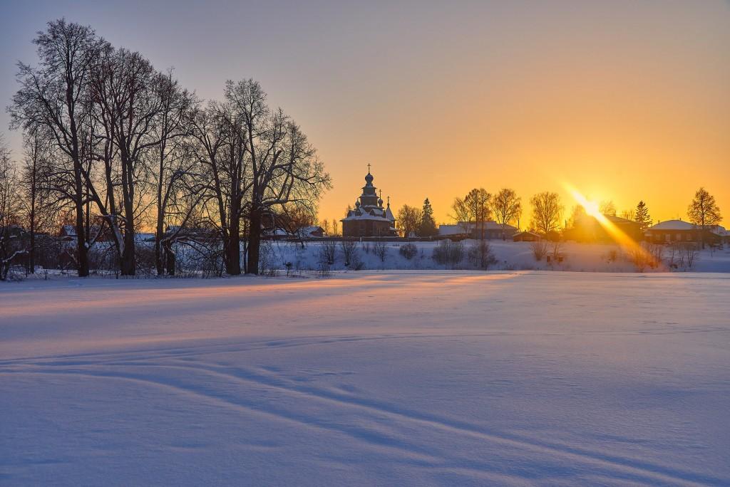 Суздаль - накануне Масленицы - II ( февраль 2018 ) 09