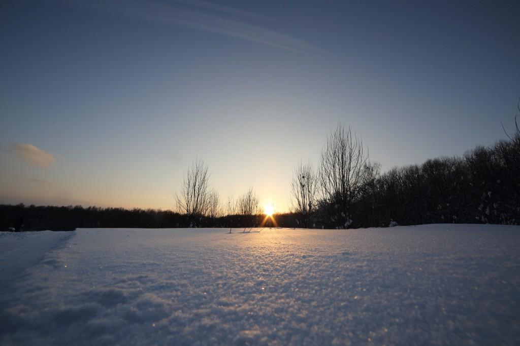 Февральская прогулка в парке Дружба 04