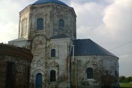 Церковь Казанской иконы Божией Матери и Илии Пророка, с. Янево