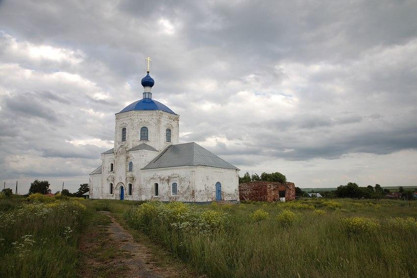 Церковь Казанской иконы Божией Матери и Илии Пророка, с. Янево 03