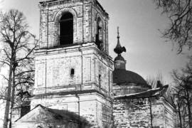 Церковь Покрова Пресвятой Богородицы (1850), с. Алепино