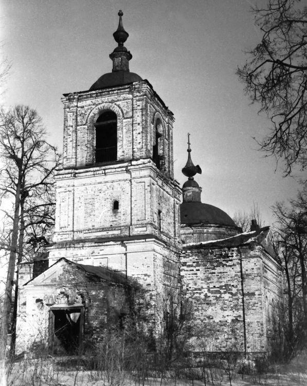 Церковь Покрова Пресвятой Богородицы (1850), с. Алепино 01