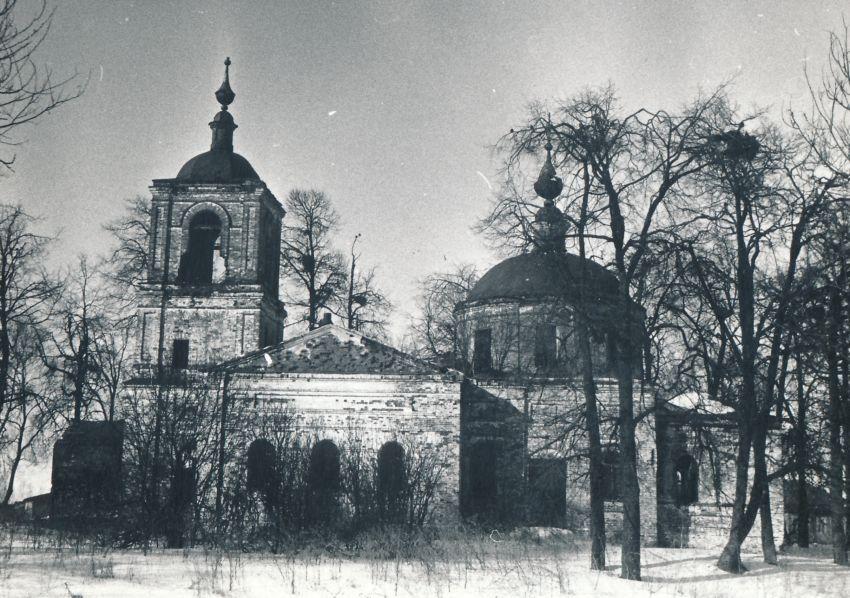 Церковь Покрова Пресвятой Богородицы (1850), с. Алепино 02