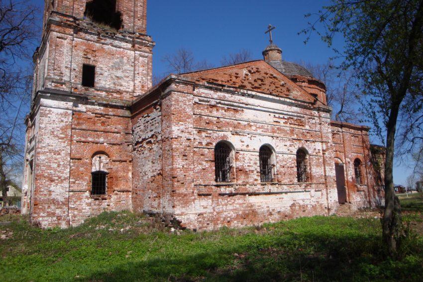 Церковь Покрова Пресвятой Богородицы (1850), с. Алепино 03