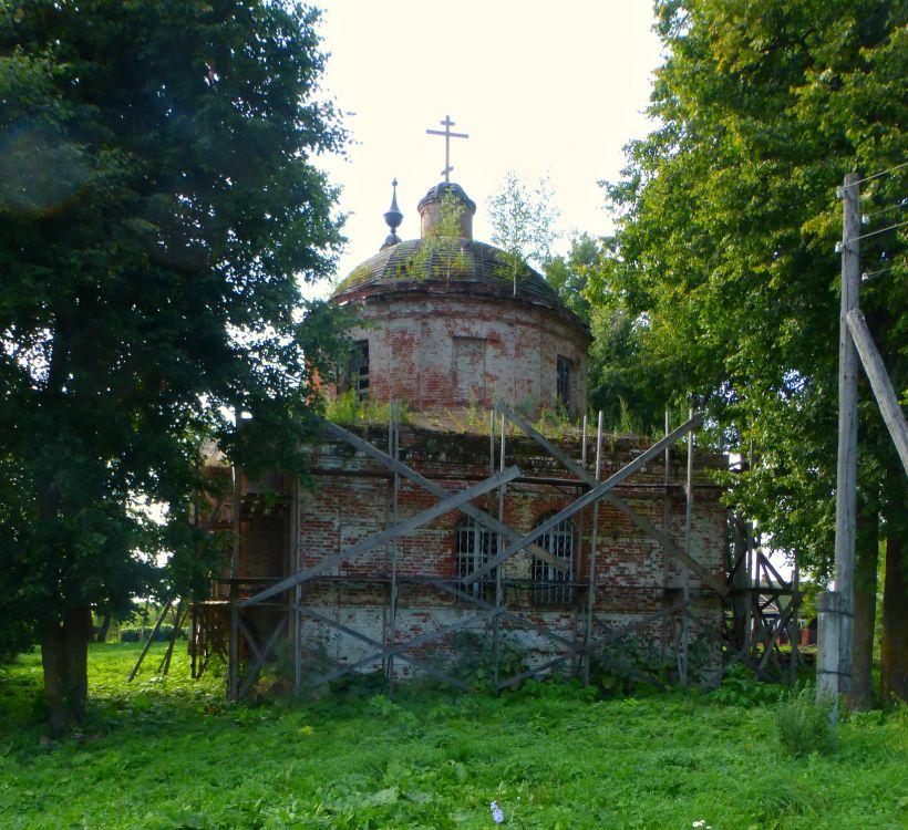 Церковь Покрова Пресвятой Богородицы (1850), с. Алепино 05