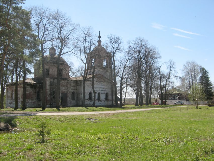 Церковь Покрова Пресвятой Богородицы (1850), с. Алепино 06