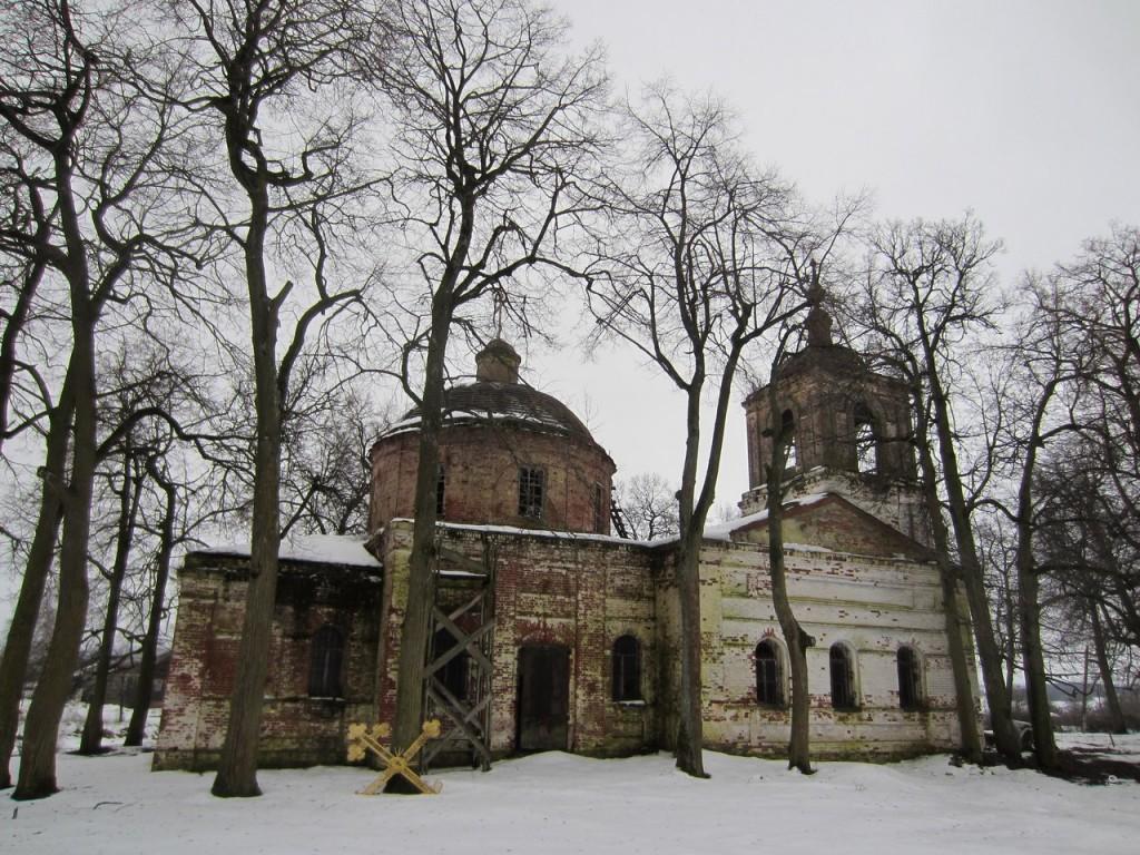 Церковь Покрова Пресвятой Богородицы (1850), с. Алепино 07