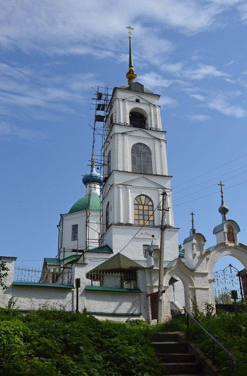 Церковь Троицы Живоначальной (1829) с. Арбузово, Собинский район 02