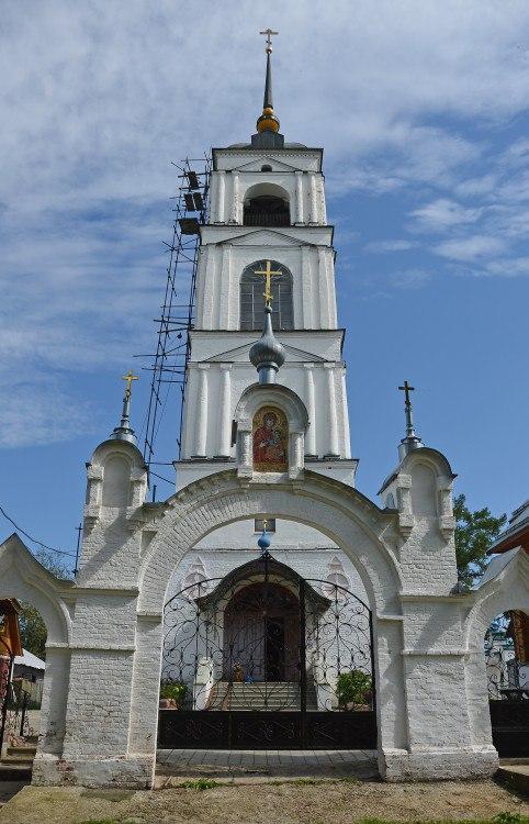 Церковь Троицы Живоначальной (1829) с. Арбузово, Собинский район 03