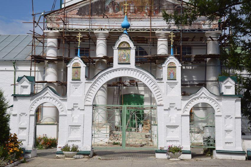 Церковь Троицы Живоначальной (1829) с. Арбузово, Собинский район 05