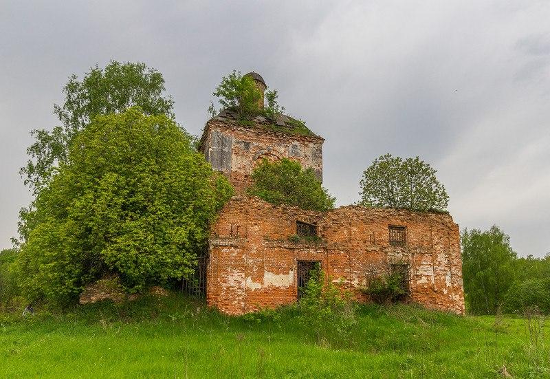 Церковь Церковь Иоанна Предтечи (1778), Собинский район 03