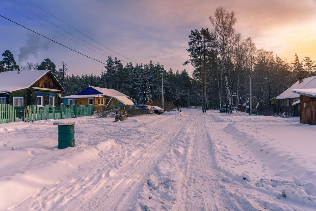 пос. Рахманов Перевоз, Владимир ( январь 2018 ) 03