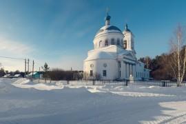 Воскресенская церковь (1838 -1867), село Картмазово, Судогодский р-н