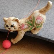 Выставка «Коты и кошки» в Гороховце
