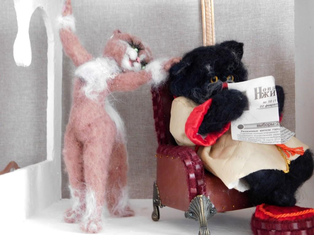 Выставка Коты и кошки в Гороховце 02