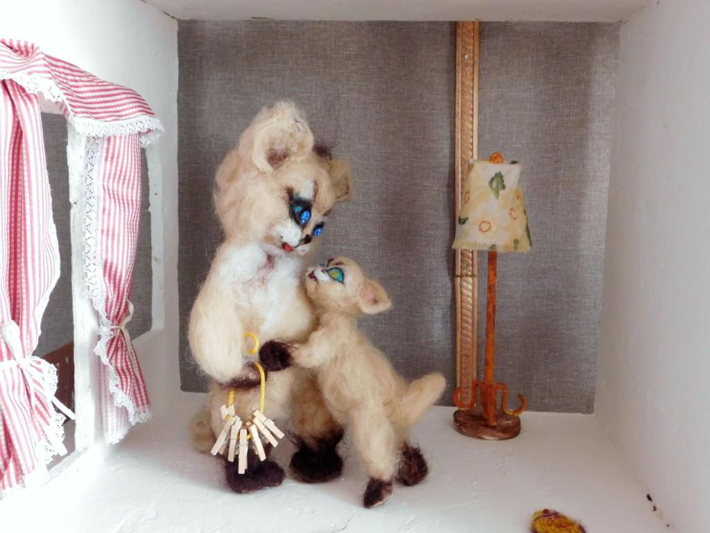 Выставка Коты и кошки в Гороховце 03