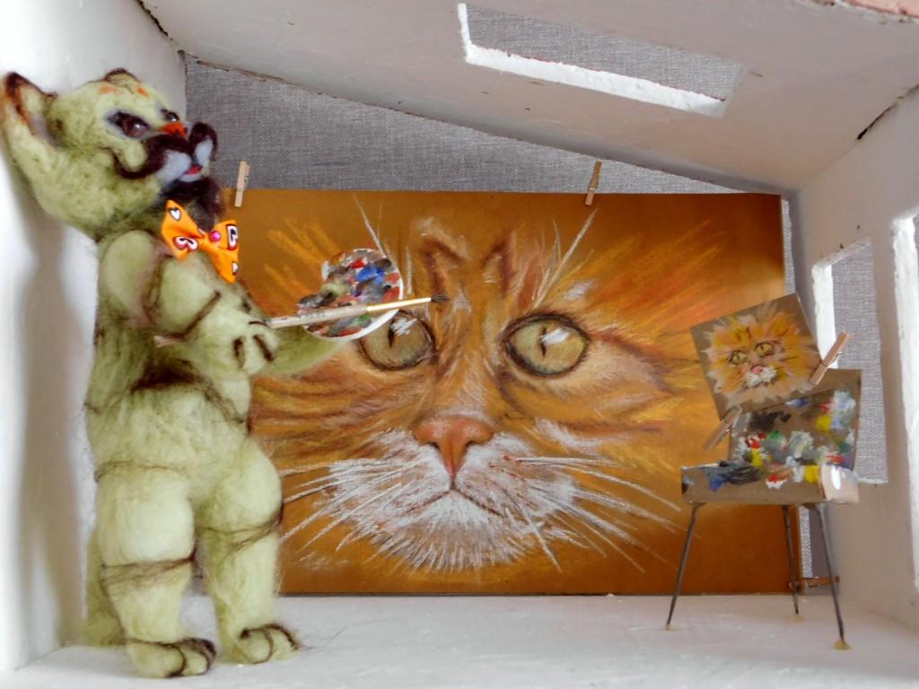 Выставка Коты и кошки в Гороховце 04