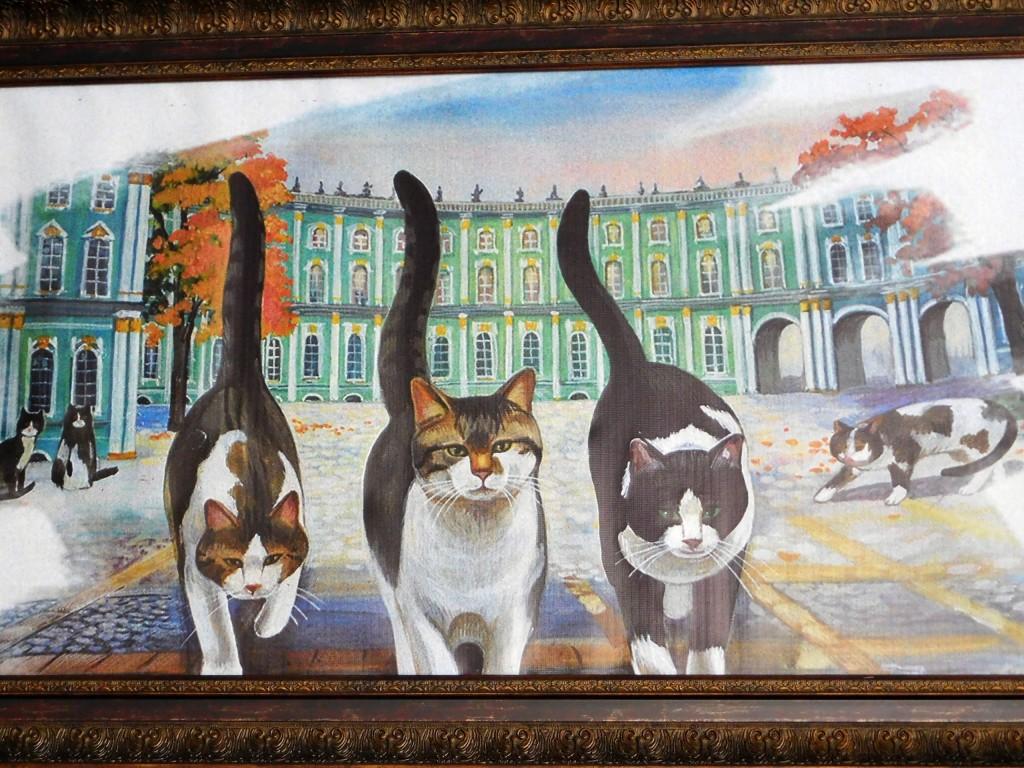 Выставка Коты и кошки в Гороховце 06