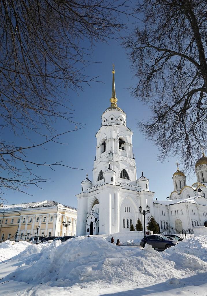 Город Владимир, начало марта 2018 03