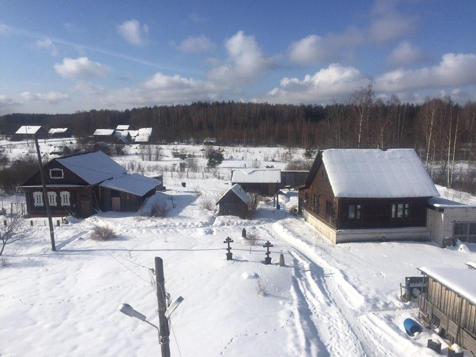 Деревня Крюково, Золотково, Гусь-Хрустальный район 03