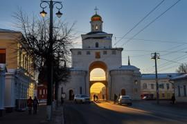 Еще один мартовский закат ( Владимир 2018 )