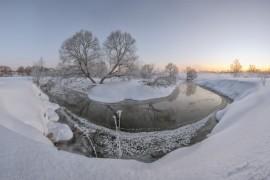 Рассвет на Серой, г. Александров