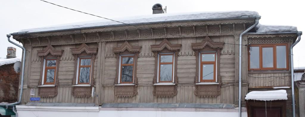 Улица Летне-Перевозинская города Владимира