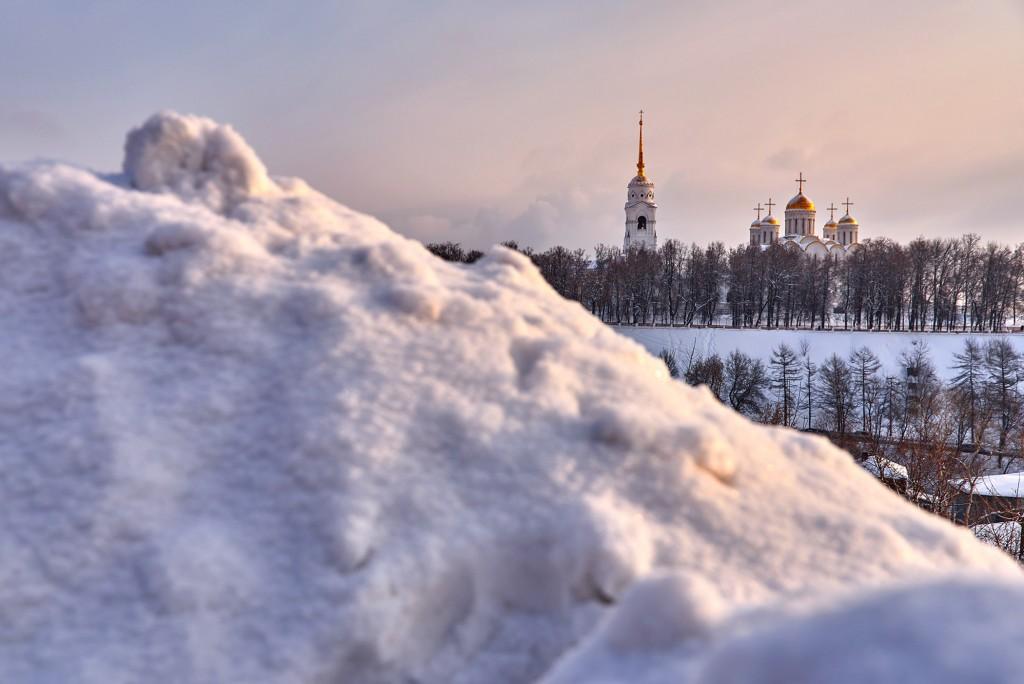 Февральское морозное утро ( Владимир 2018 ) 06