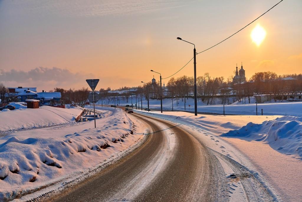 Февральское морозное утро - продолжение ( Владимир 2018 ) 08